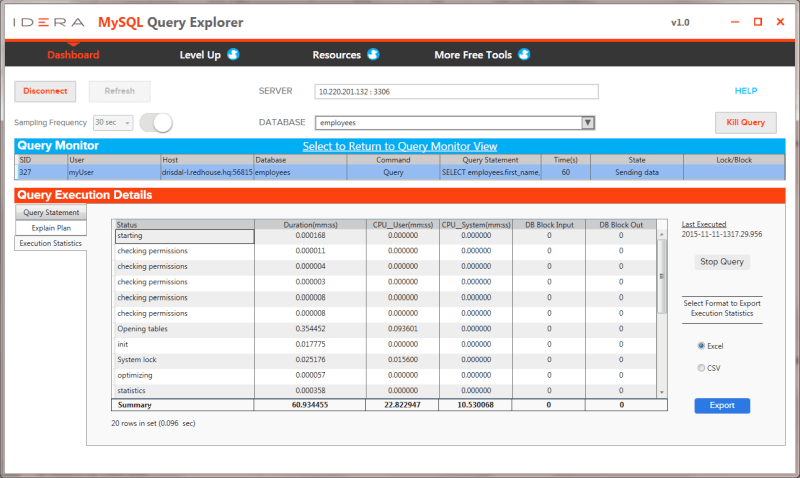 Windows 7 MySQL Query Explorer 1.0.0.33509 full