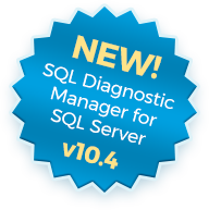 New! SQL Diagnostic Manager for SQL Server v10.4