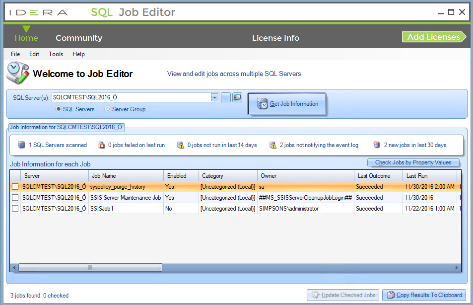 24 Efficient SQL Server Administration Tools | IDERA